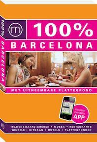 100% stedengids : 100% Barcelona - Annebeth Vis (ISBN 9789057676444)