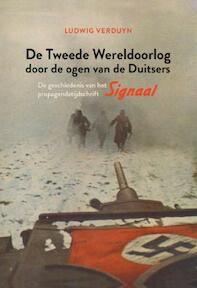 de tweede wereldoorlog door de ogen van de Duitsers - Ludwig Verduyn (ISBN 9789461310255)