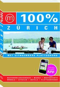100% Zürich - Marie-Helene van Elten (ISBN 9789057676611)