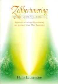 Zelfherinnering - Hans Laurentius (ISBN 9789076771502)