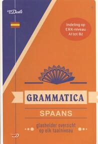 Van Dale Grammatica Spaans - Christina Irún Chavarría, Maria Rita Sorce (ISBN 9789460773082)