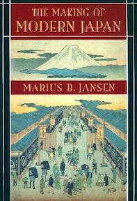 The Making of Modern Japan - Marius B. Jansen (ISBN 9780674009912)