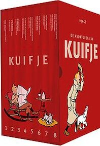 Verzamelbox Kuifje (ISBN 9789462104754)