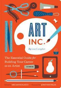 Art Inc. - Lisa Congdon (ISBN 9781452128269)