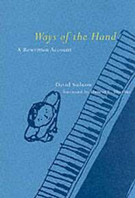 Ways of the Hand - A Rewritten Account - David Sudnow (ISBN 9780262194679)