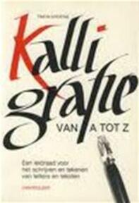 Kalligrafie van A tot Z - Timon Stevens (ISBN 9789021313818)
