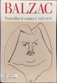 Nouvelles et contes I, 1820-1832 - Balzac (ISBN 9782070774418)