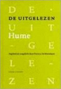 De uitgelezen Hume - David Hume, Patricia De Martelaere, Joost van Brussel, Ger Groot (ISBN 9789077598016)