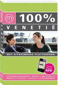 100% Venetië - Karin Groneveld (ISBN 9789057676529)