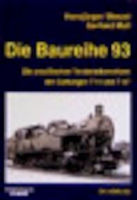 Die Baureihe 93 - Gerhard Moll, Hansjürgen Wenzel (ISBN 9783882551938)
