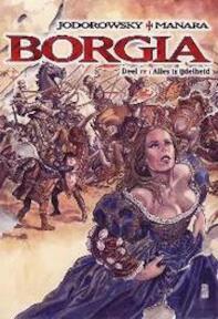 Borgia 4 Eindspel - Jodorowsky (ISBN 9789087160500)