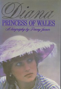 Diana, Princess of Wales - Penny Junor (ISBN 9780283988431)