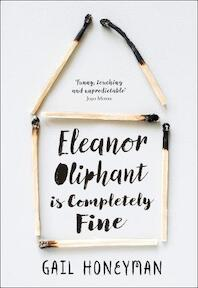 Eleanor Oliphant is Completely Fine - Gail Honeyman (ISBN 9780008172114)