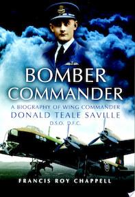 Bomber Commander - F. Roy Chappell (ISBN 9781844150922)
