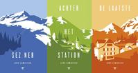 Sez Ner-trilogie - Arno Camenisch (ISBN 9789023479048)