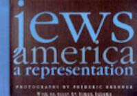 Jews, America a repressentation - Frederic Brenner - Simon Schama (ISBN 9780810935228)