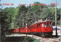 NStCM Nyon-Saint-Cergue- Morez - Michel Nicolas (ISBN 9782930748504)