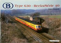 Type 630 - Reeks/Série 40 - Thierry Nicolas (ISBN 9782930748030)