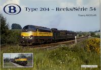 Type 204-Reeks/Série 54 - Thierry Nicolas (ISBN 9782930748344)