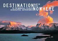 Destination nowhere - Martin Kers (ISBN 9789089897077)