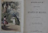 Kinder-Album. Gedichten voor Knapen en Meisjes. - Lieuwe Schipper