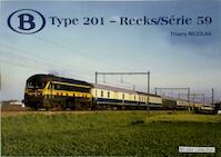 Type 201 - Reeks/Série 59 - Thierry Nicolas (ISBN 9782930748306)