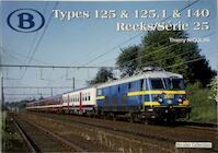 Types 125 & 125.1 & 140 Reeks/Série 25 - Thierry Nicolas (ISBN 9782930748245)