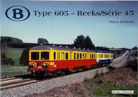 Type 605 - Reeks/Série 45 - Thierry Nicolas (ISBN 9782930748290)
