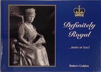 Definitely Royal - Robert Golden (ISBN 9198064506)