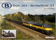 Type 203 - Reeks/Série 53 - Thierry Nicolas (ISBN 9782930748191)