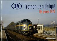 Treinen van België - Thierry Nicolas (ISBN 9782930748320)
