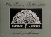 Vlas, kant en spellewerksters in oude prentkaarten - Johan Ballegeer, Jean-Pierre Braems (ISBN 9789028813656)