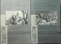 Handbook of European History 1400-1600 - Thomas A. Brady, Heiko A. Oberman, James D. Tracy