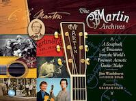 The Martin Archives - Jim Washburn (ISBN 9781495013041)