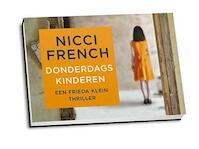 Donderdagskinderen - Nicci French (ISBN 9789049803353)