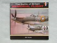 Battle of Britain Memorial Flight - Bill Taylor (ISBN 9781857800272)