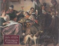 Jan Steen, schilder en verteller - Guido M.C. [red.] Jansen (ISBN 9789040098321)
