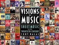 Visions of Music - Tony Walas (ISBN 9781480387386)