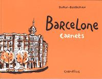 Carnets Barcelone - Dupuy, Berberain (ISBN 9782909990484)