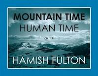 Hamish Fulton – Mountain Time Human Time - Hamish Fulton (ISBN 9788881587919)
