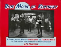 Blue Moon of Kentucky - Les Leverett (ISBN 9780944019238)