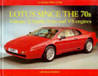 Lotus Since the 70's - Graham Robson (ISBN 9780947981693)