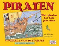 Piraten - Nell Faulkner (ISBN 9789036633123)