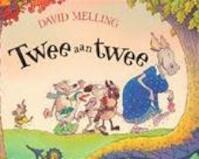 Twee aan twee - David Melling (ISBN 9789052474151)