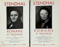 Romans et Nouvelles. Tome I-II - Stendhal