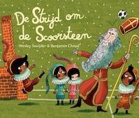 Strijd om de scoorsteen - Wesley Sneijder, Benjamin Chaud (ISBN 9789082255096)