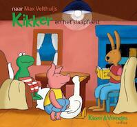 Kikker en het slaapfeest - Max Velthuijs (ISBN 9789025853365)