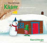 Kikker en de sneeuwman - M.Velthuijs - Max Velthuijs (ISBN 9789025875046)