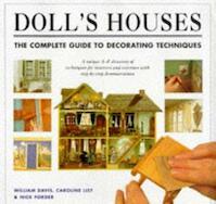 Doll's Houses - William Davis, Caroline List, Nick Forder (ISBN 9780316883191)