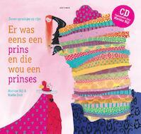 Er was eens een prins en die wou een prinses (met cd) - Martine Bijl (ISBN 9789025761295)